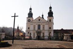 Zebrzydowska church Stock Image