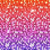 Zecchini colorati piccoli Fotografia Stock Libera da Diritti