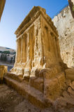 Zechariah的坟茔 库存照片