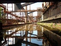Zeche Zollverein Έσσεν Γερμανία στοκ φωτογραφίες με δικαίωμα ελεύθερης χρήσης