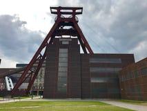 Zeche Zollverein - κληρονομιά της ΟΥΝΕΣΚΟ Στοκ Εικόνες