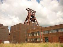 Zeche Zollverein Эссен Германия стоковое фото rf
