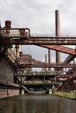 Zeche Zollverein Stock Photography