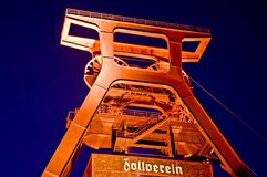 Zeche Zollverein Royalty Free Stock Image
