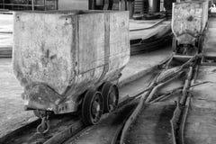 Zeche Zollverein, Essen, Germany. ESSEN, GERMANY - APRIL 7, 2019: Detail image of Zeche Zollverein, industrial heritage of Germany on April 7, 2019 in Essen royalty free stock photo