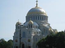Zee Kathedraal van St Nicholas royalty-vrije stock foto's