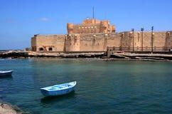 Zee Museum in Alexandrië royalty-vrije stock afbeeldingen