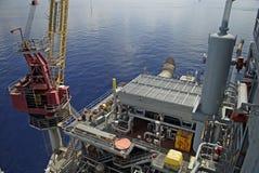Zee Platform Royalty-vrije Stock Afbeelding