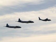 Zee Vliegtuigen Royalty-vrije Stock Fotografie