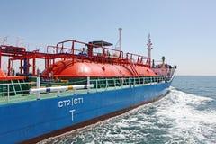 Zee- vrachtschepen stock fotografie