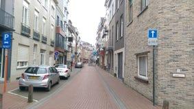 Zeebruge, Belgia Obrazy Stock