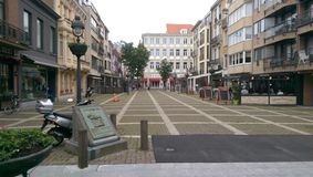 Zeebruge, Belgia Zdjęcia Royalty Free