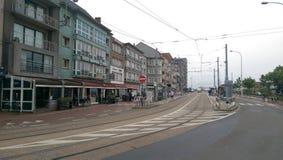 Zeebruge Belgien Royaltyfri Bild