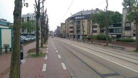 Zeebruge Belgien Arkivfoto
