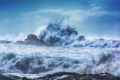 zeegezicht Stock Fotografie