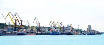 Zeehaven Stock Fotografie