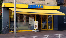 Zeeman Dutch retail store Stock Photos