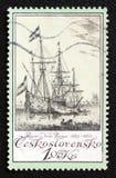 Zeeman, Regnier Nooms & x28; 1623-1668& x29; Wysyła kolekcję, około 1976 Zdjęcia Stock