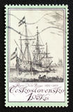 Zeeman, Regnier Nooms & x28;1623-1668& x29; Ships collection, circa 1976 Stock Photos