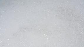Zeepsopachtergrond met luchtbellen abstracte textuur Royalty-vrije Stock Foto