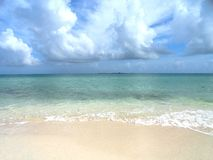 Zeer belangrijk strand Royalty-vrije Stock Afbeeldingen
