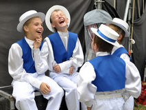Zeer grappige boys_3 Stock Fotografie