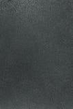 ZEER HOOGTEresolutie Behang met luchtpenseeleffect De zwarte acryltextuur van de verfslag op Witboek Verspreide modder Stock Fotografie