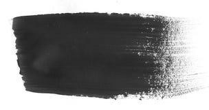 ZEER HOOGTEresolutie Geometrische graffiti abstracte achtergrond Behang met de slageffect van het oliecanvas Zwarte acryl Royalty-vrije Stock Afbeeldingen