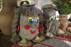 Zeer mooi historisch Witrussisch speelgoed royalty-vrije stock afbeelding