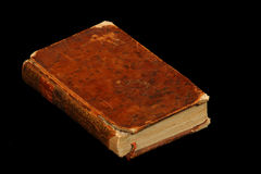 Zeer oud boek Stock Foto