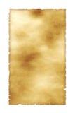 Zeer oud document royalty-vrije stock fotografie
