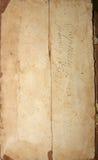 Zeer Oud Document royalty-vrije stock afbeeldingen