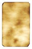 Zeer oud document 6 stock afbeelding