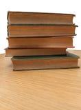 Zeer oude boeken Royalty-vrije Stock Foto's