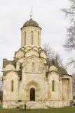 Zeer oude kathedraal royalty-vrije stock foto