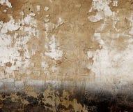 Zeer oude muur Stock Afbeeldingen