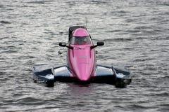 Zeer snelle boot Royalty-vrije Stock Afbeeldingen