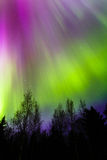 De vloed van de kleur Royalty-vrije Stock Fotografie