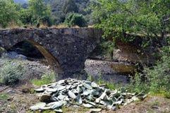 Zeer vroegere brug Royalty-vrije Stock Afbeeldingen