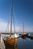 Zeesboot - bateau de pêche Photos libres de droits