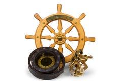 Zeevaart apparatuur Royalty-vrije Stock Afbeelding