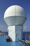 Zeevaart Communicatie Antenne Stock Foto's
