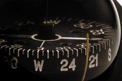 Zeevaart kompas Royalty-vrije Stock Afbeeldingen