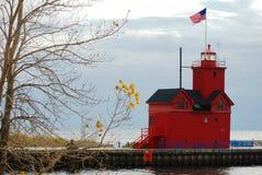Zeevaart Licht royalty-vrije stock afbeeldingen