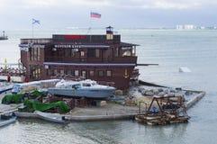 Zeevaartclub Royalty-vrije Stock Foto