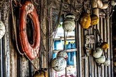 Zeevaartkant van de bouw Royalty-vrije Stock Foto