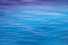 Zeewater door een veerboot 1 wordt verontrust die Royalty-vrije Stock Fotografie