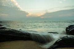 Zeewaterplons Royalty-vrije Stock Afbeeldingen
