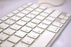Zeg het met toetsenbord: Liefde Royalty-vrije Stock Foto