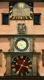 zegar Zdjęcie Stock